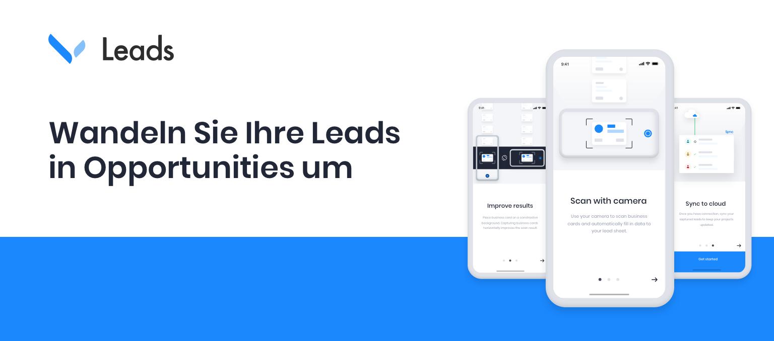 Von Leads Zu Opportunities I Digitale Berichtsbögen Für Messen